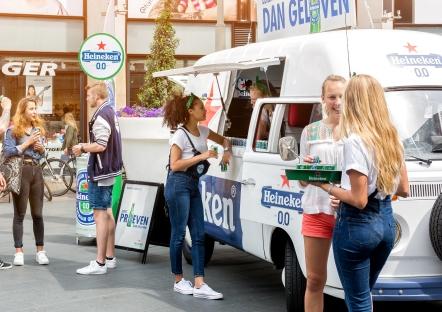 Promotiewerk Zutphen
